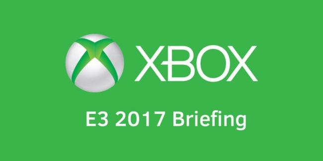 E3 2017 -Xbox